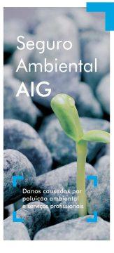 Folder Seguro Ambiental AIG 2